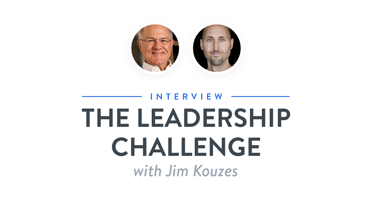 The Leadership Challenge - Interview | Optimize. Optimize Every ...