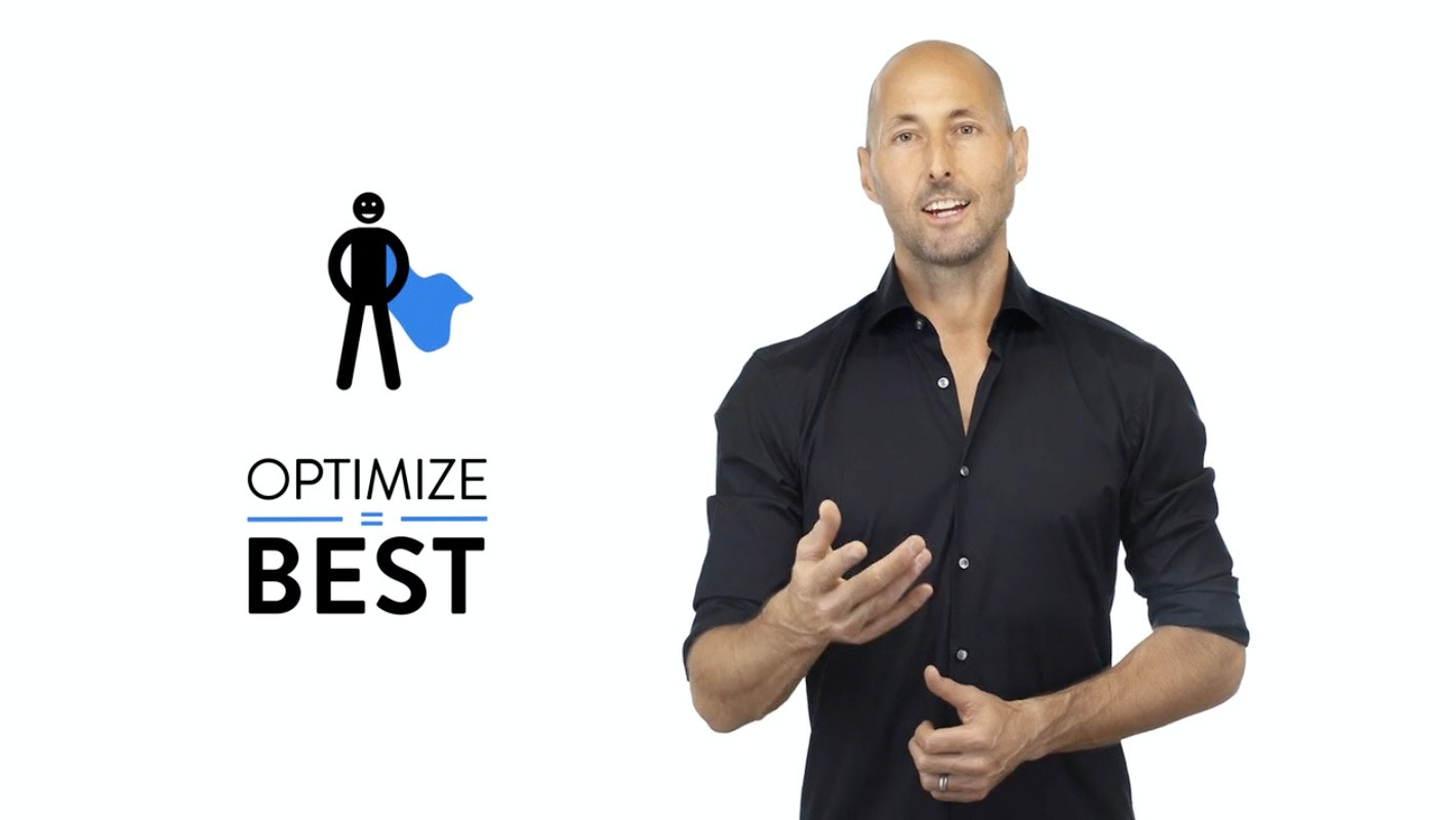 optimize with brian johnson