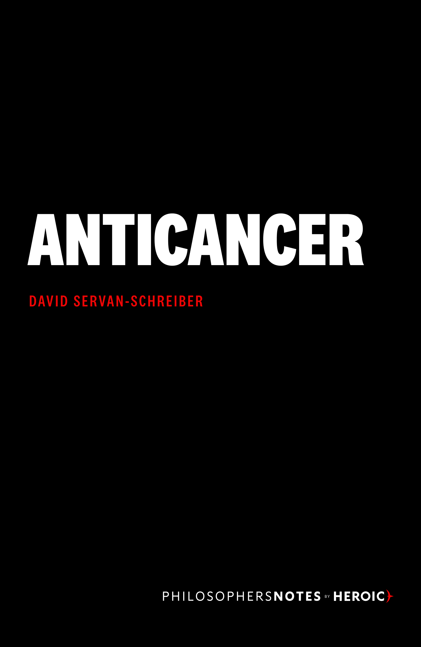 Anticancer Book Cover