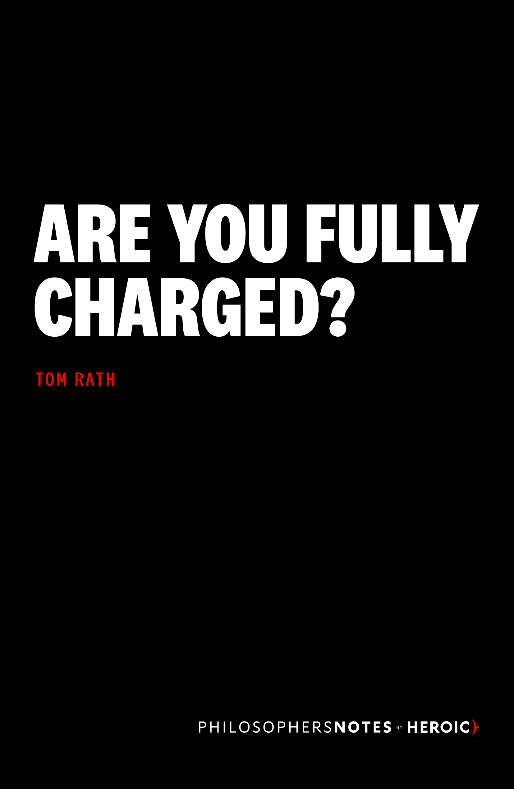 Are You Fully Charged? Book Cover