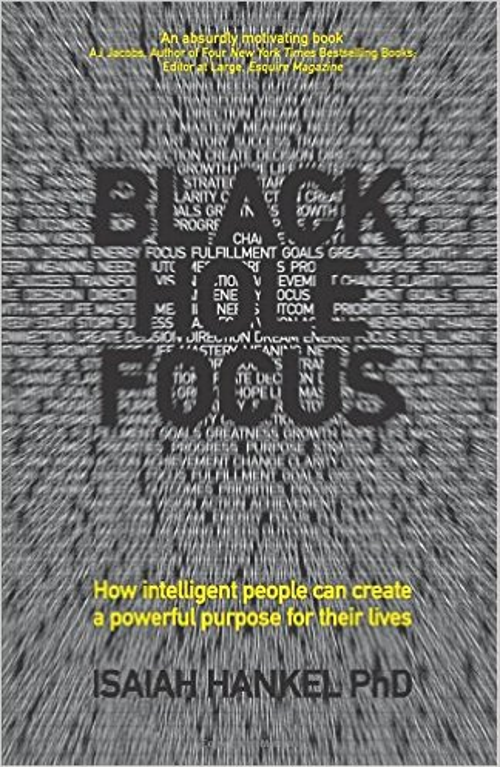 Black Hole Focus Book Cover