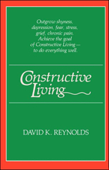 Constructive Living Book Cover