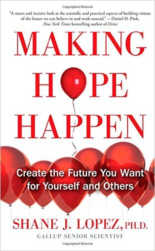 Making Hope Happen Book Cover