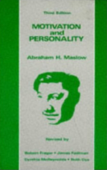 Motivation and Personality Book Cover