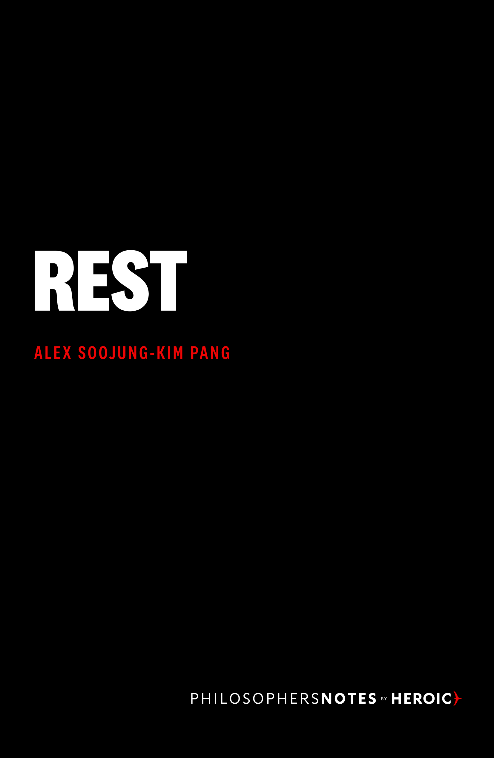 Rest Book Cover