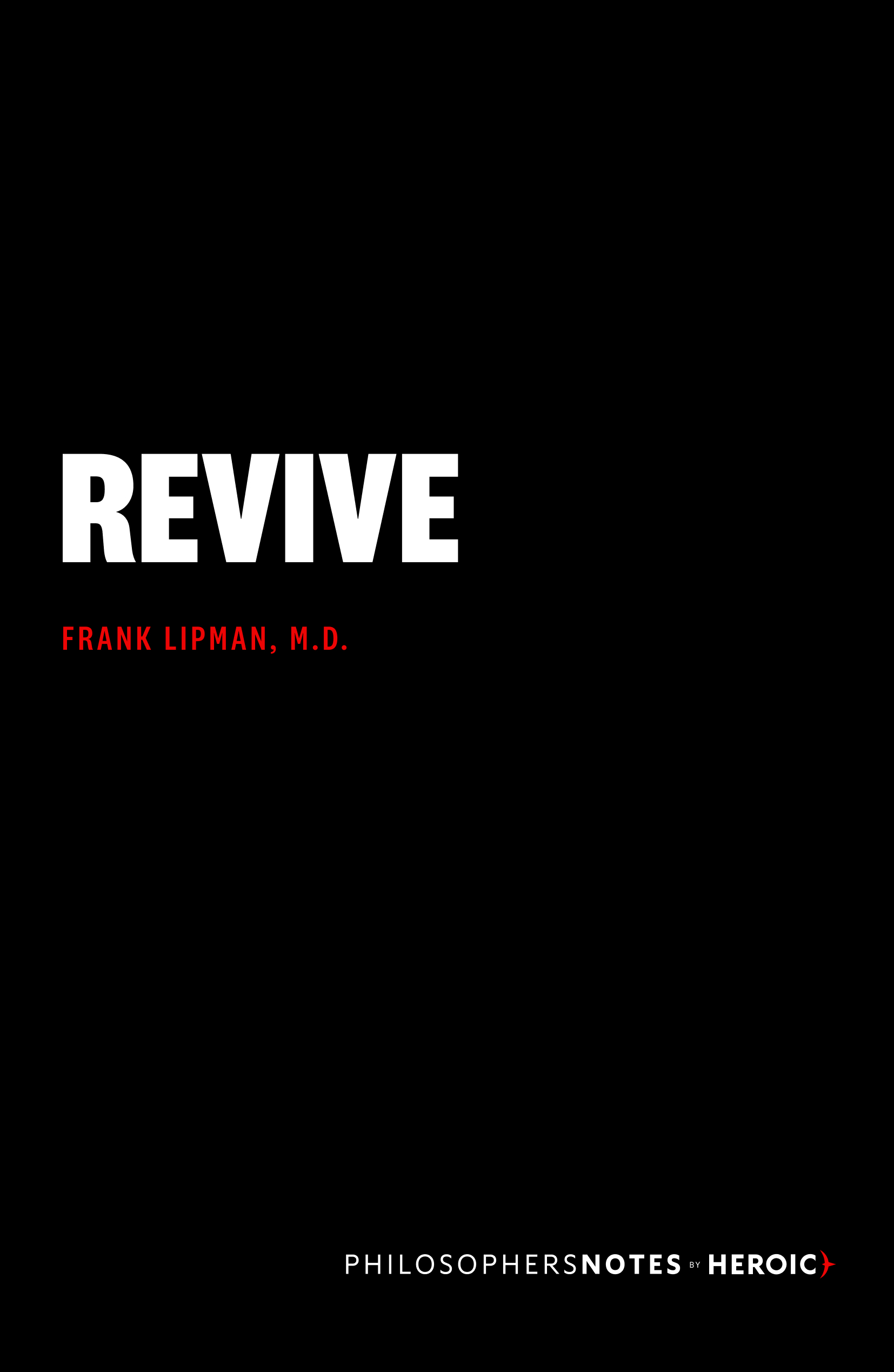 Revive Book Cover