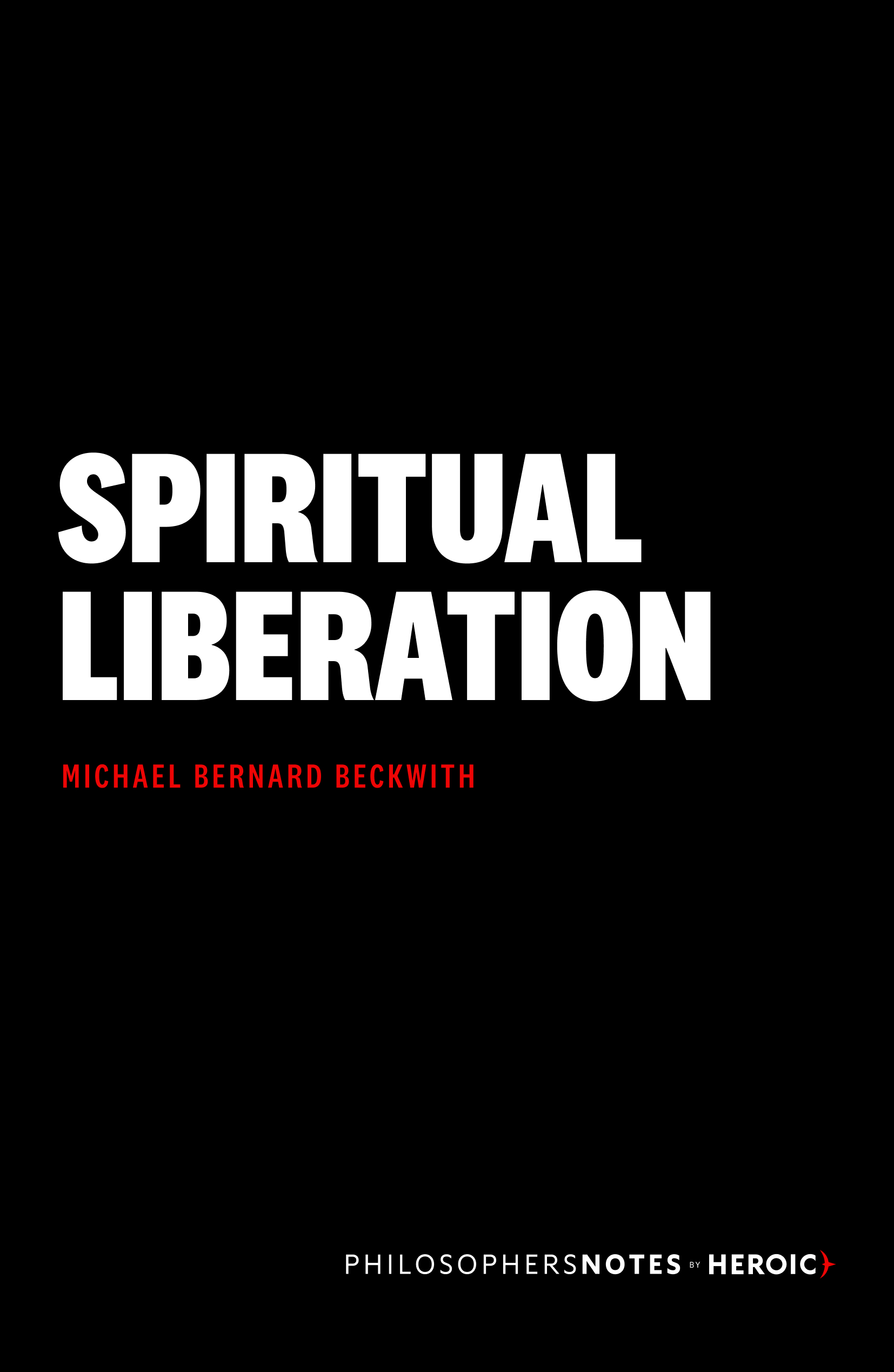 Spiritual Liberation Book Cover