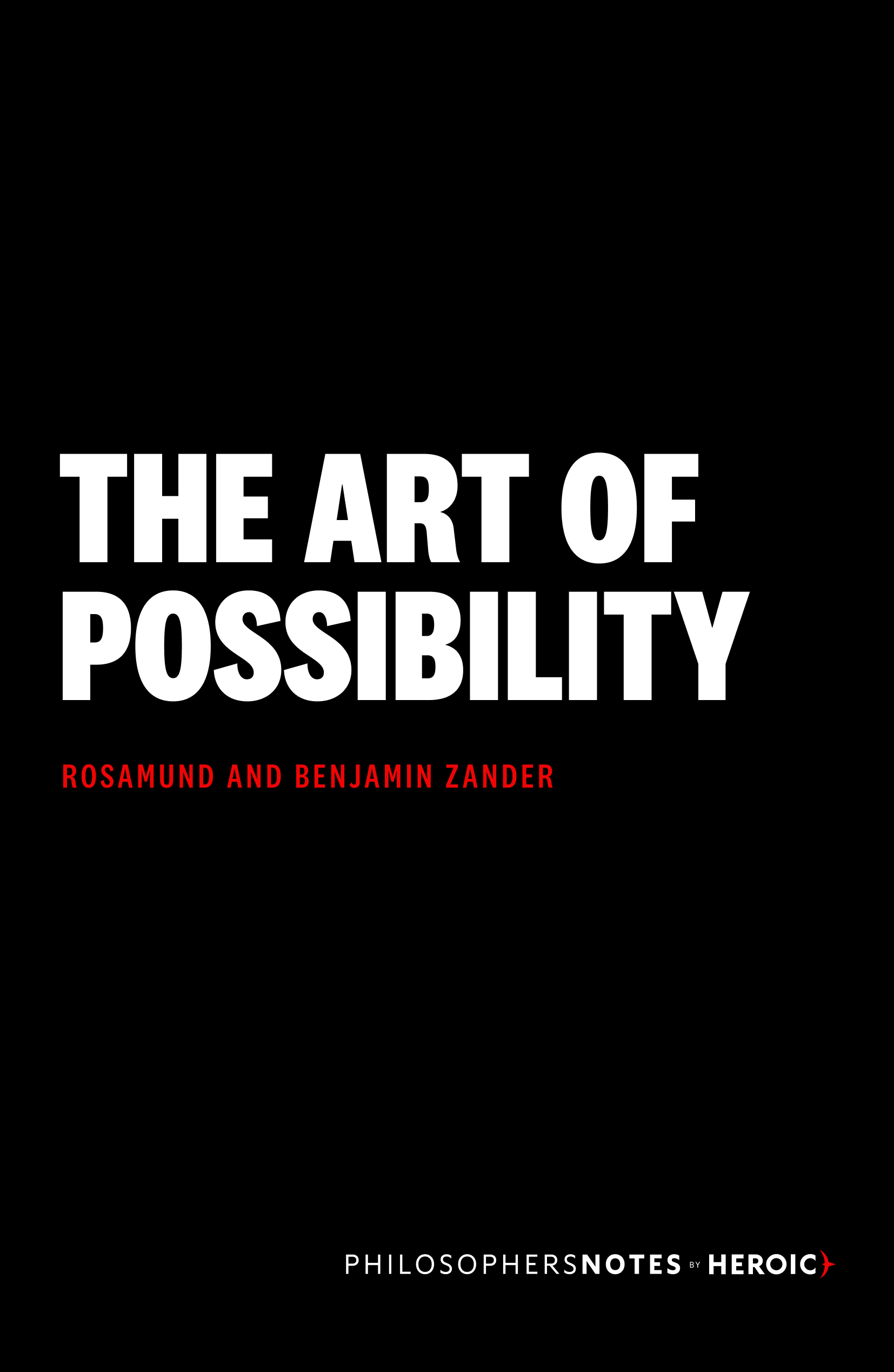 The Art of Possibility