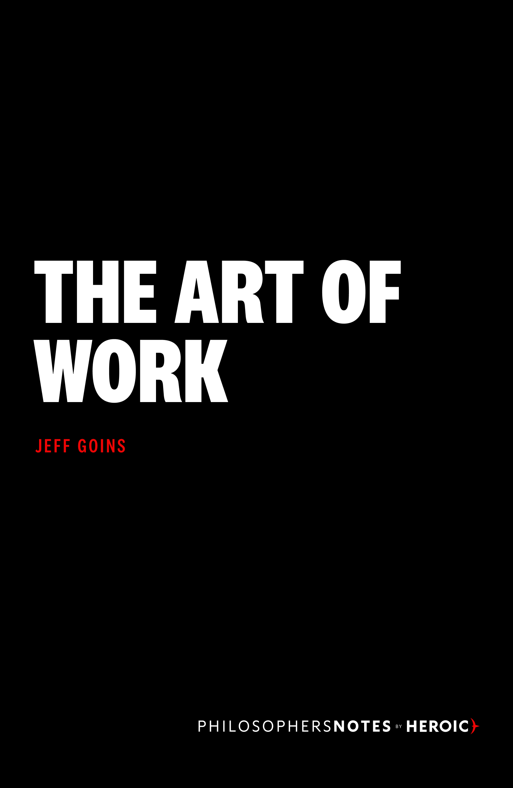 The Art of Work
