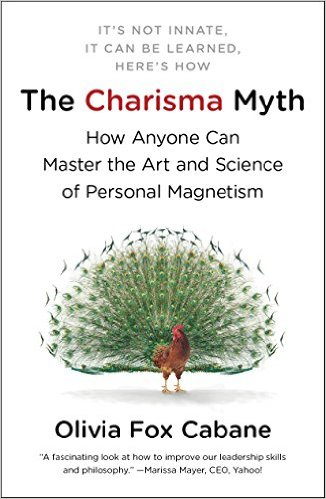 The Charisma Myth Book Cover