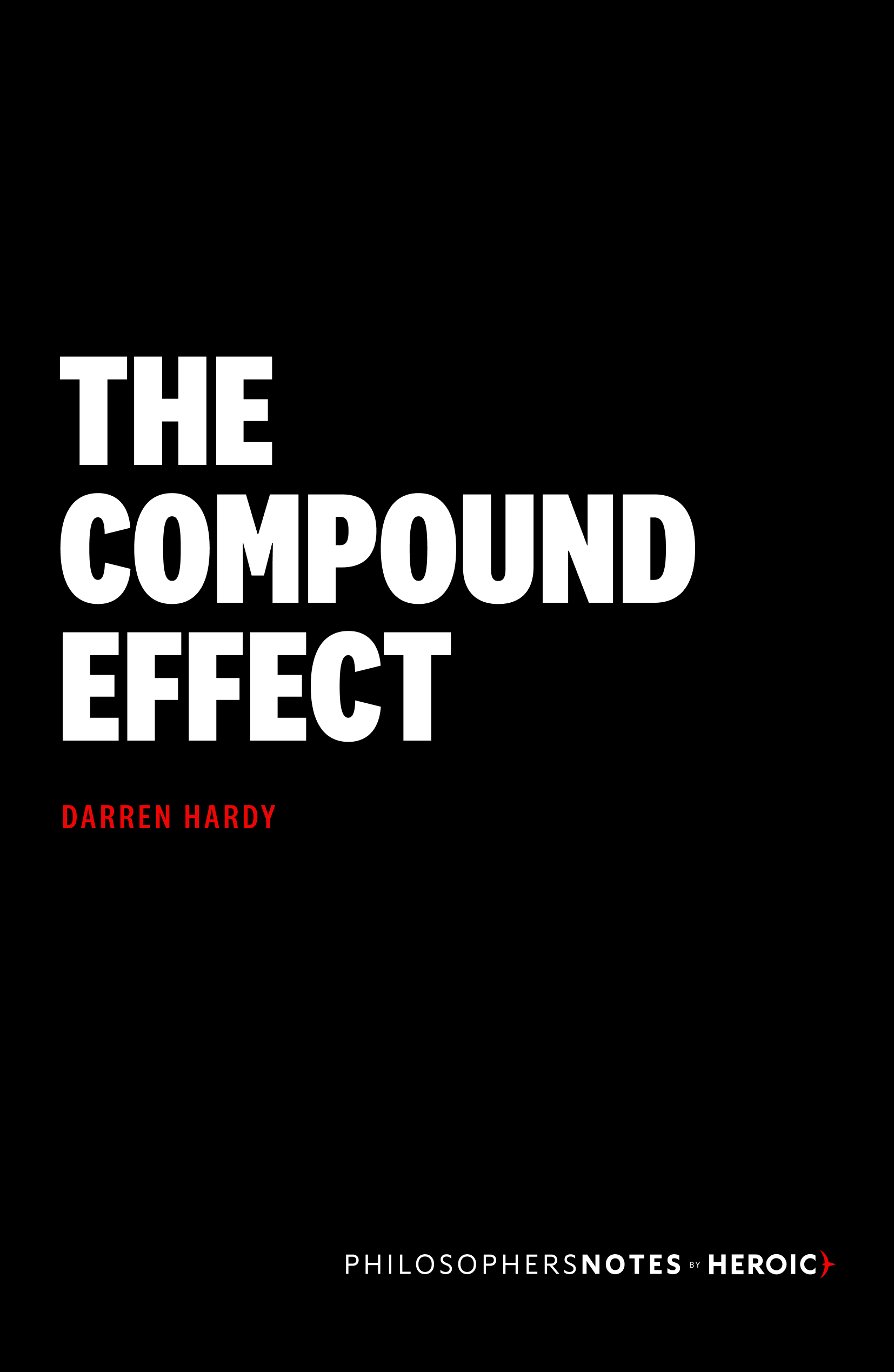 The Compound Effect Cover