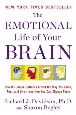 The Emotional Life of Your Brain Book Cover