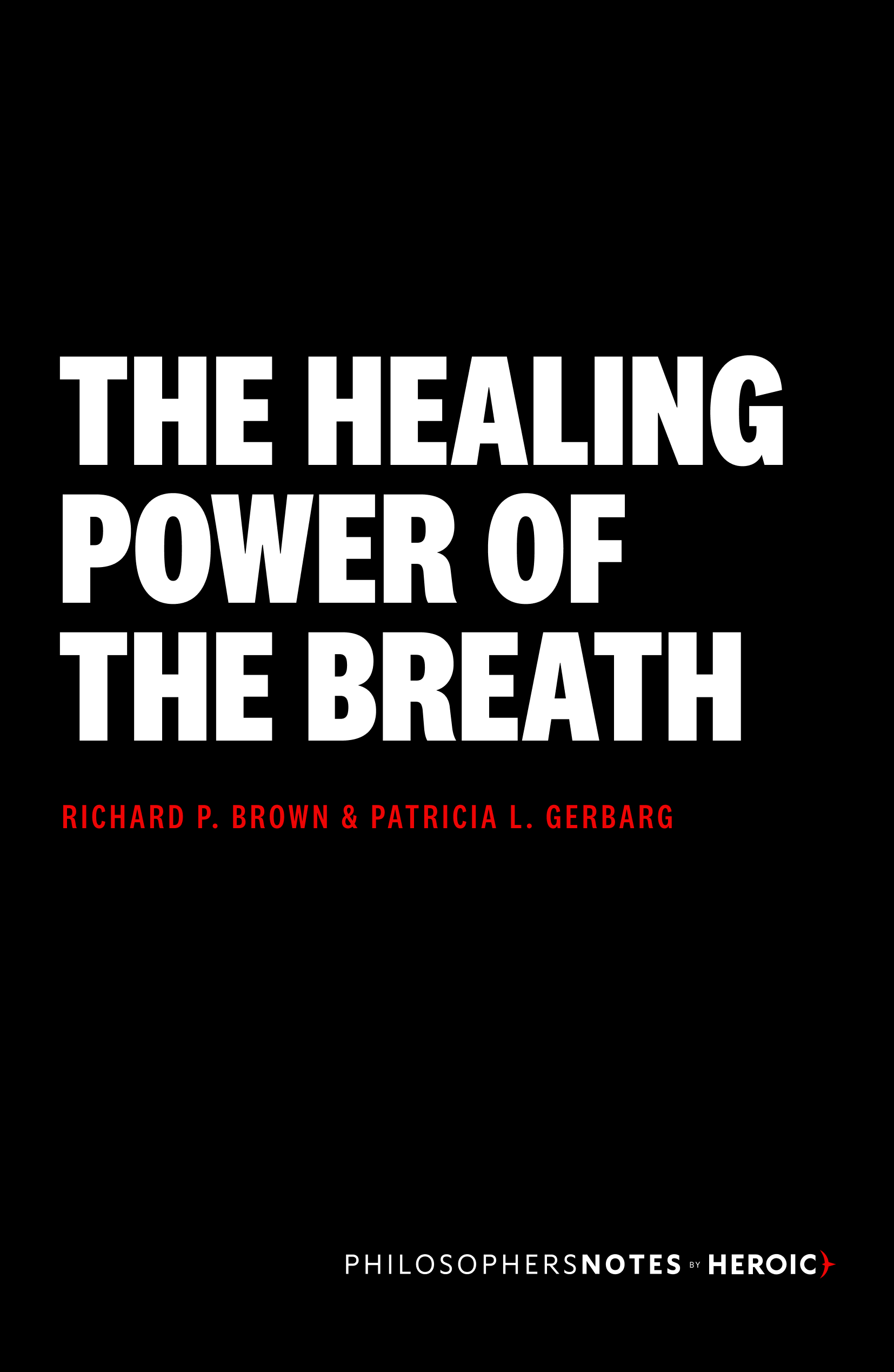 The Healing Power of the Breath Cover