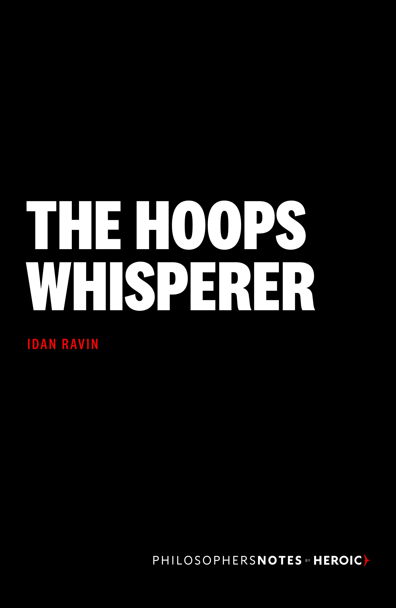 The Hoops Whisperer Book Cover