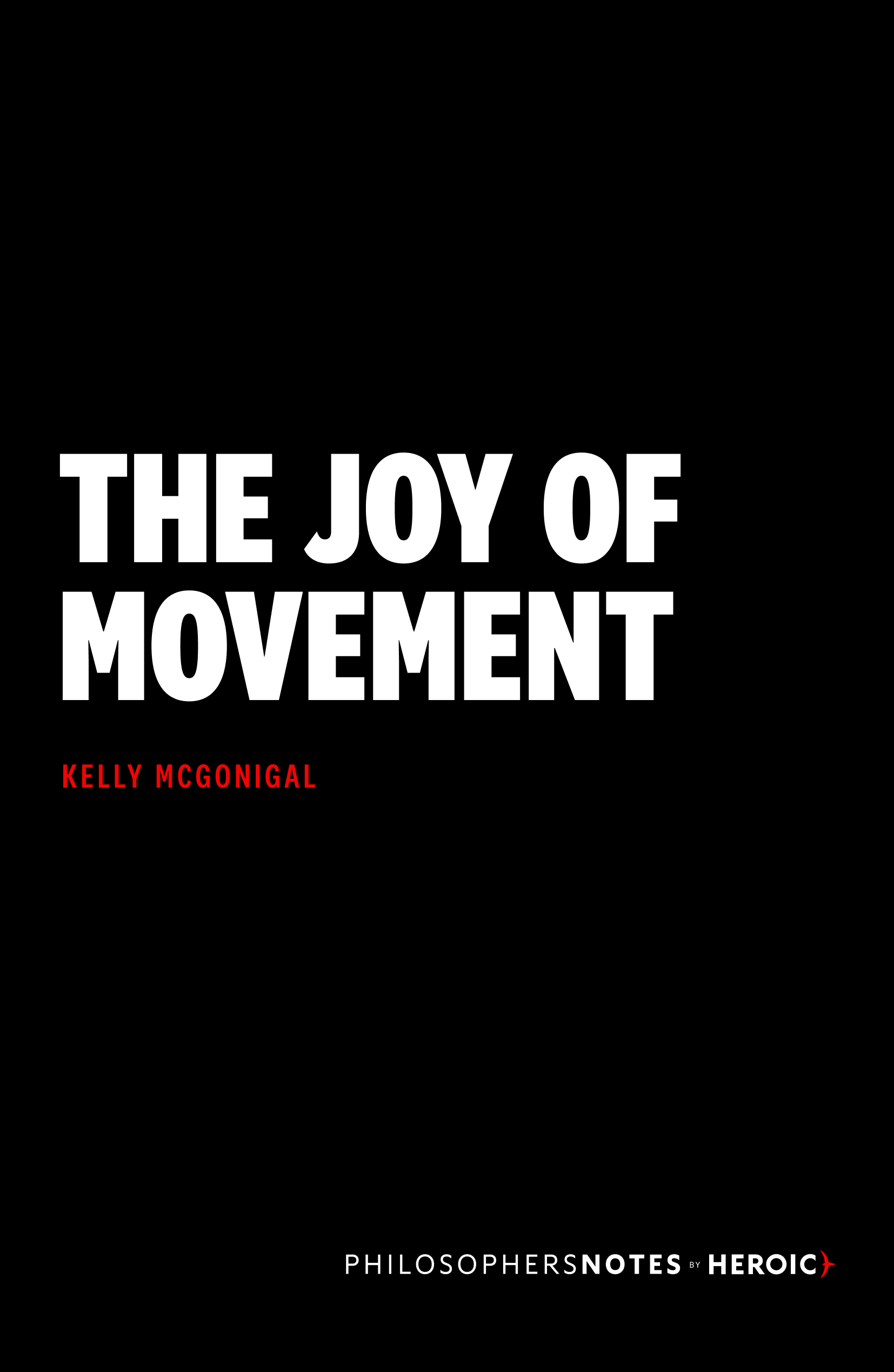 The Joy of Movement Cover