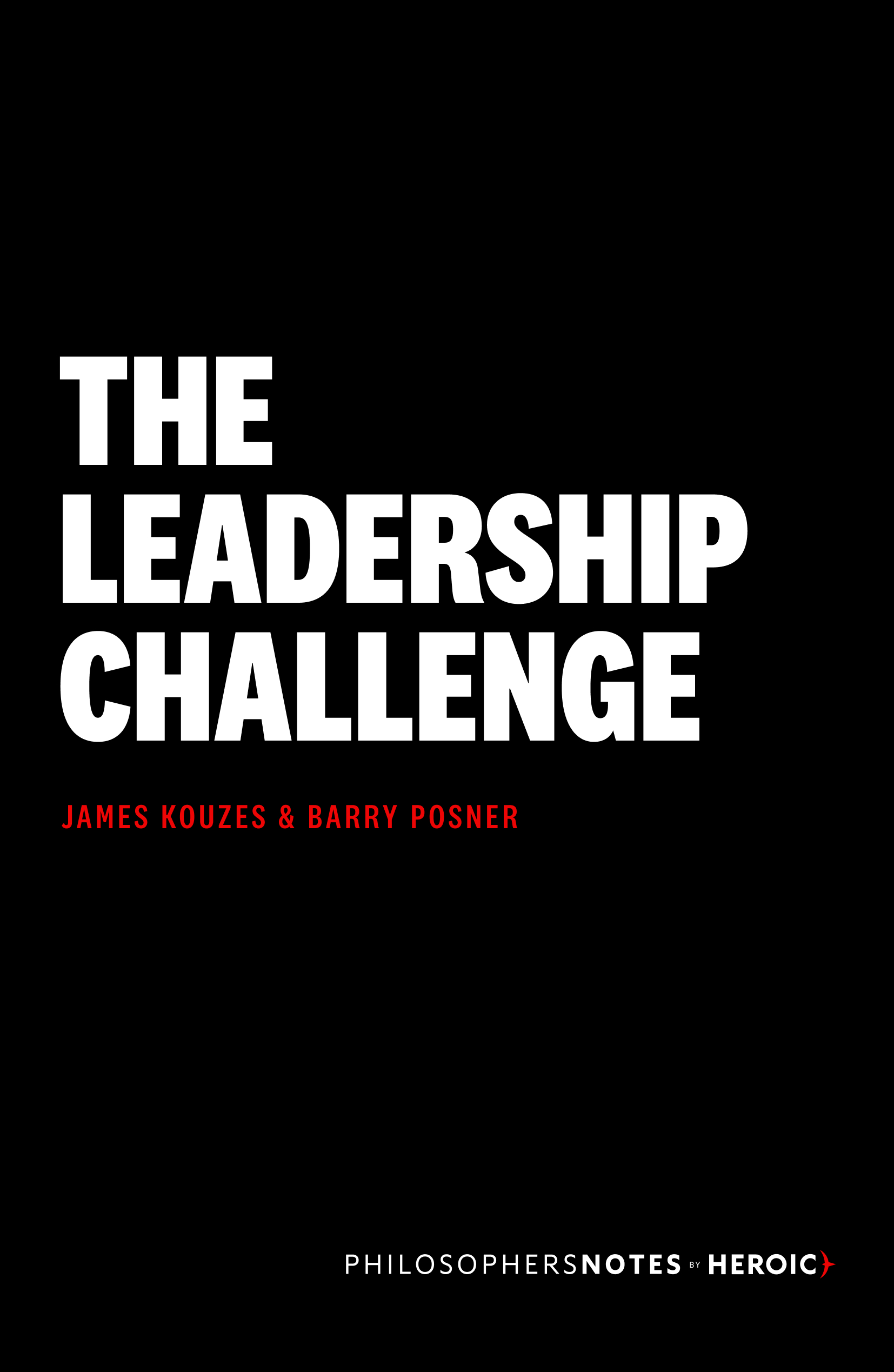 The Leadership Challenge Book Cover