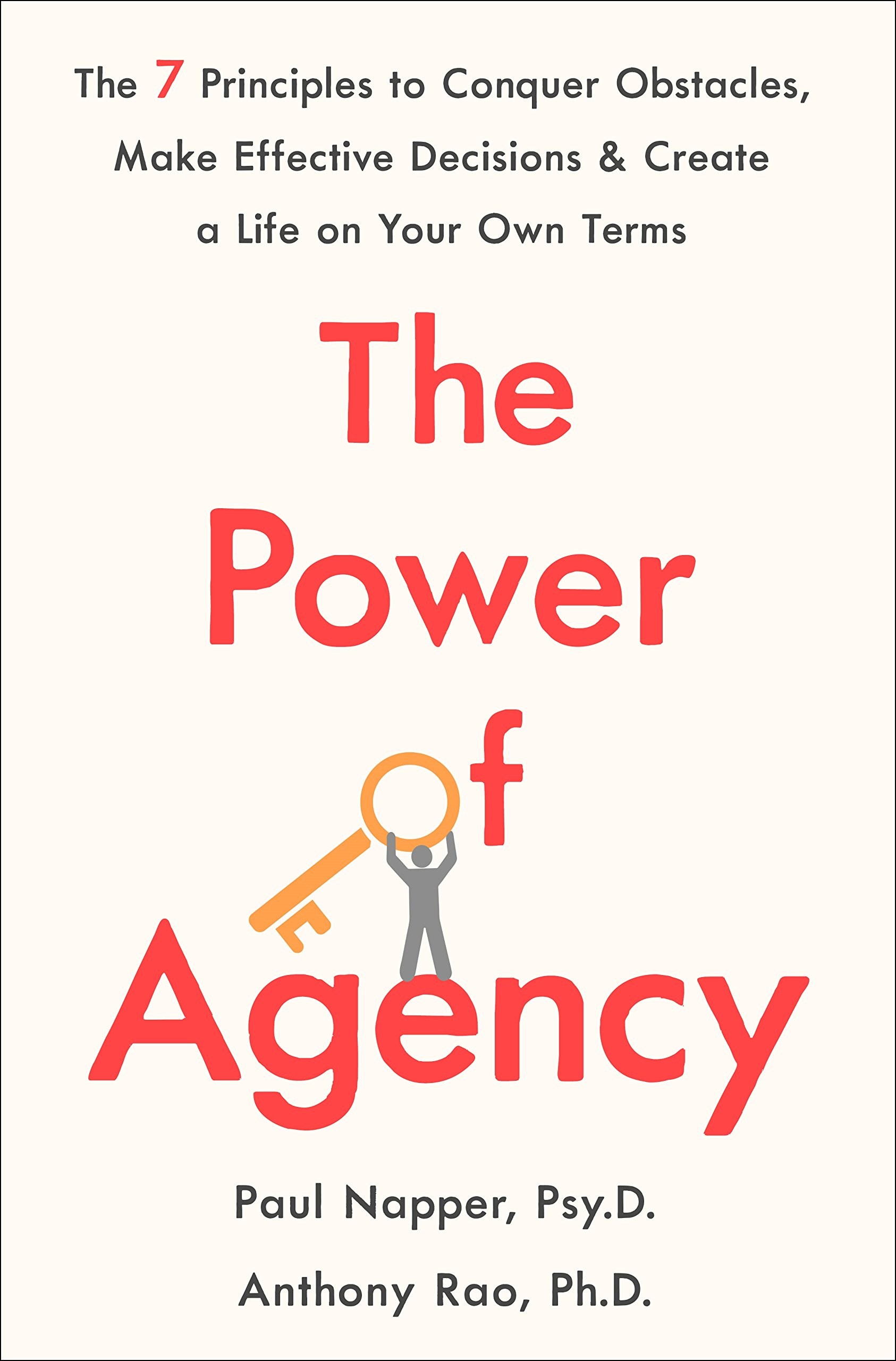 The Power of Agency Book Cover