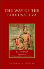 The Way of the Bodhisattva Cover