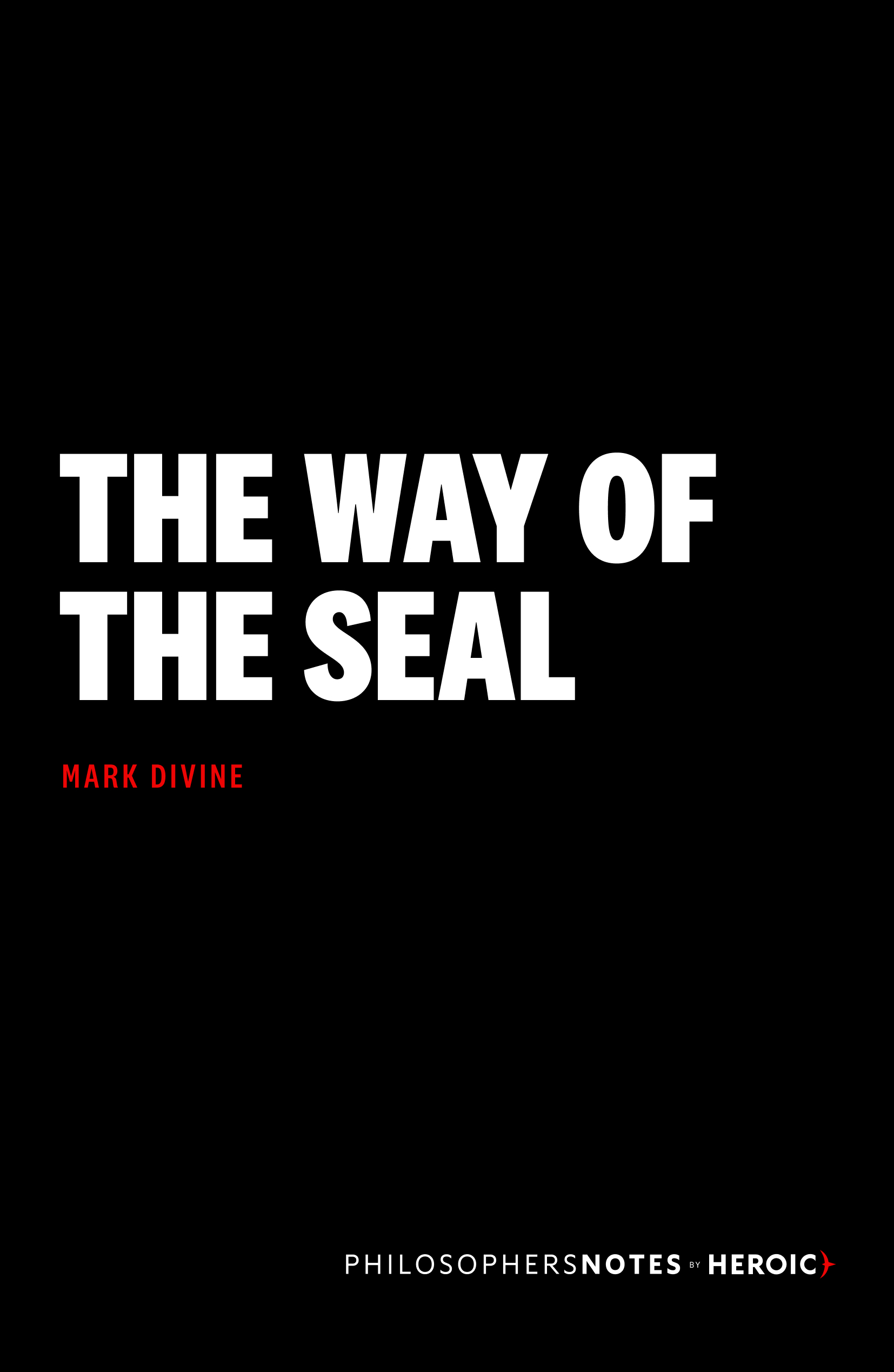 The Way of the SEAL Book Cover
