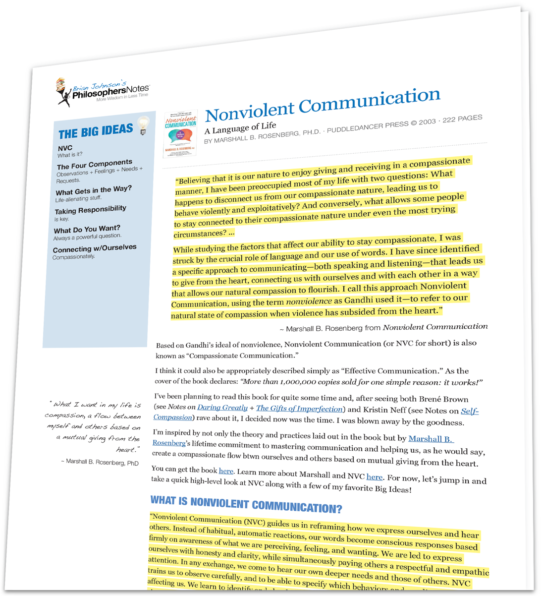 one to one communication pdf