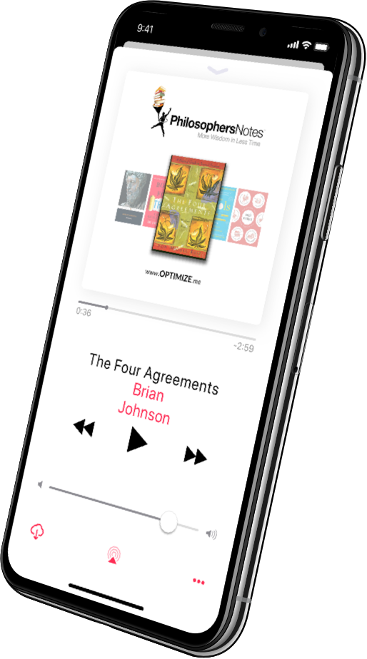 The Four Agreements By Don Miguel Ruiz Philosophersnotes Optimize