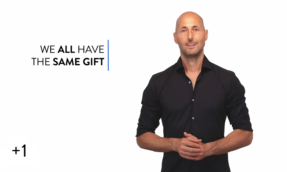 The Gift of Greatness