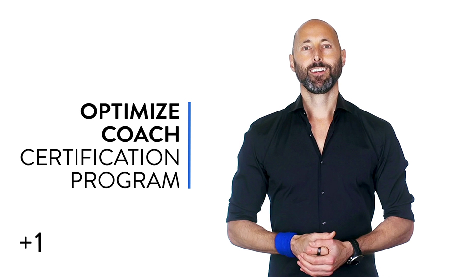 The Optimize Coach Diploma