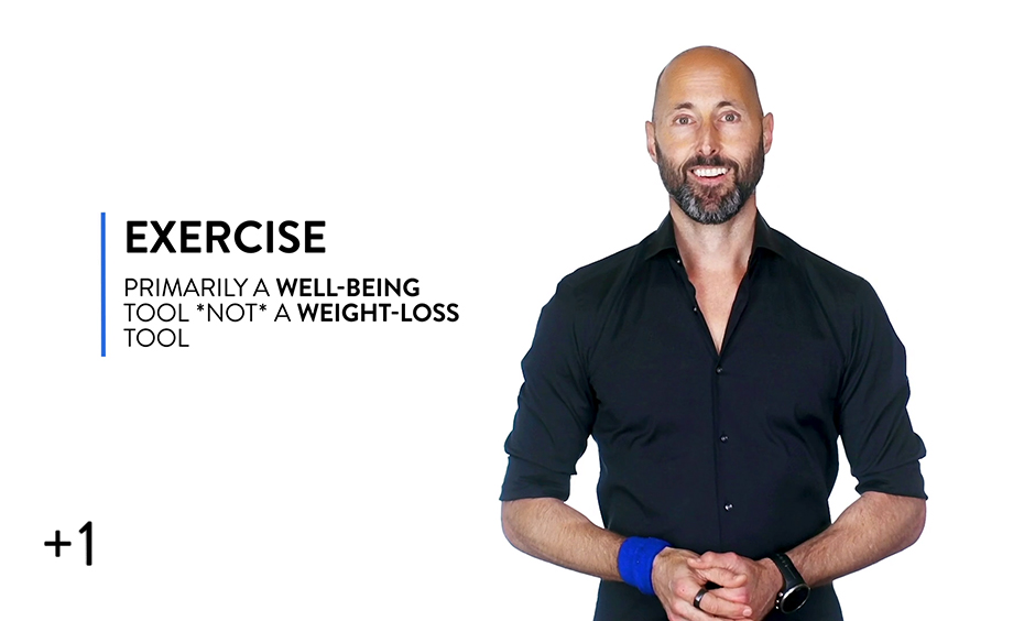 Exercise: It's a Well-Being Tool