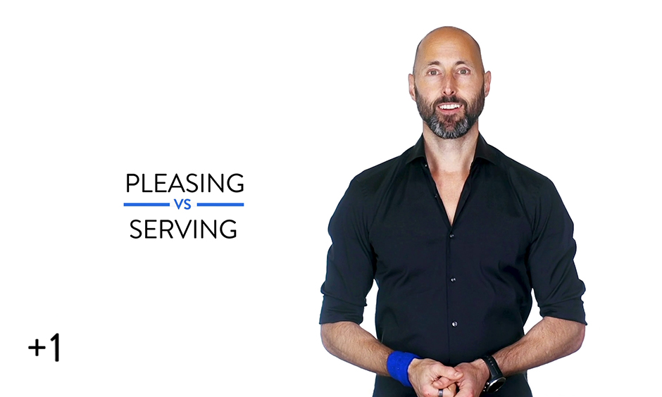 Serving vs. Pleasing