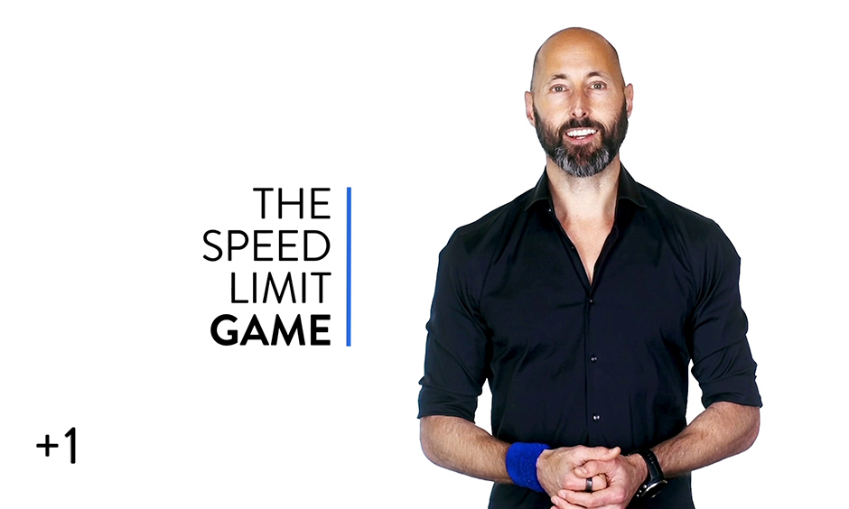 The Speed Limit Game