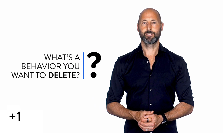 How to Delete a Bad Habit (Again!)