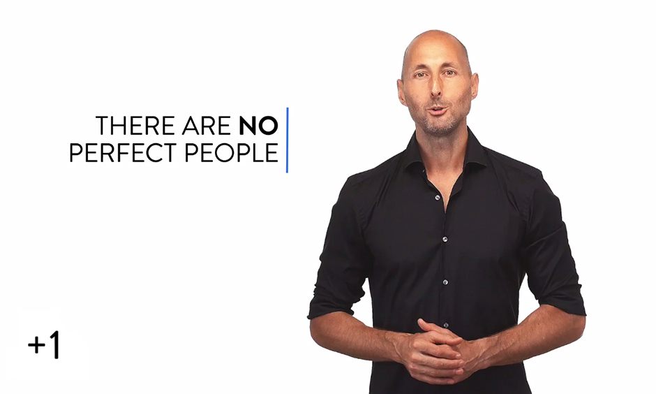 There Are No Perfect People