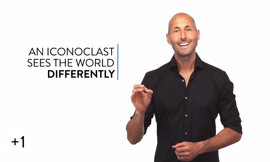 How to Become an Iconoclast