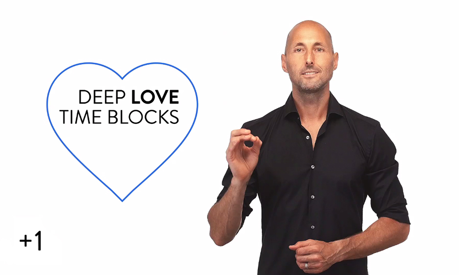 Deep Love Time Blocks