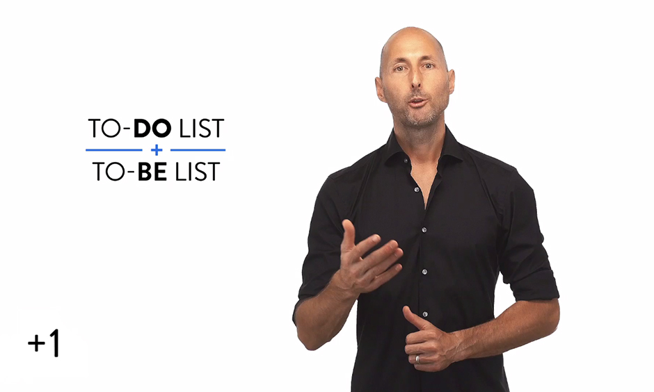 Today's To-Be List