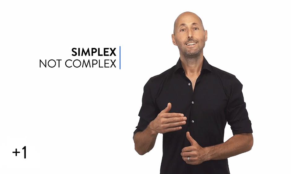 Simplex vs. Complex