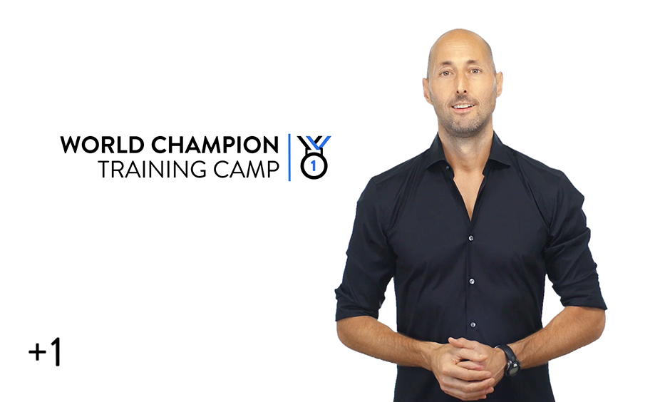 World Champion You Training Camp