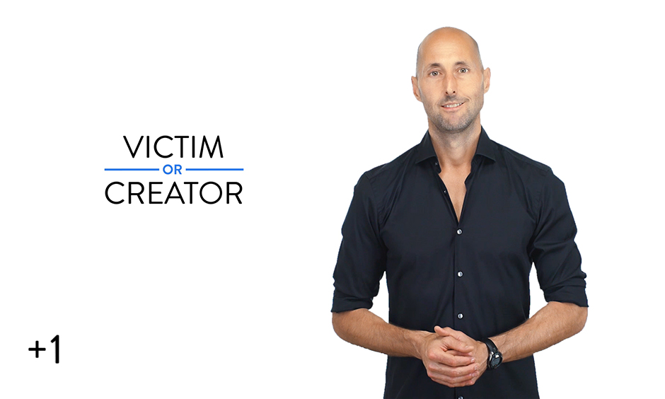 Victim vs. Creator