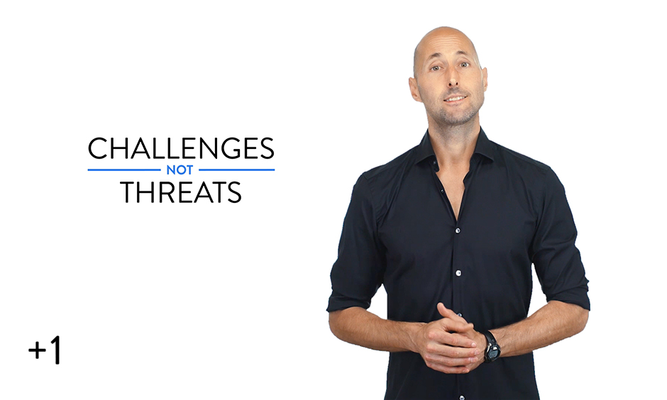 Threat vs. Challenge