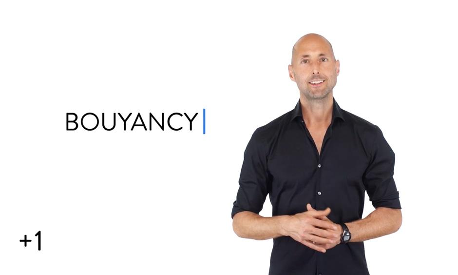 Levity + Gravity = Buoyancy