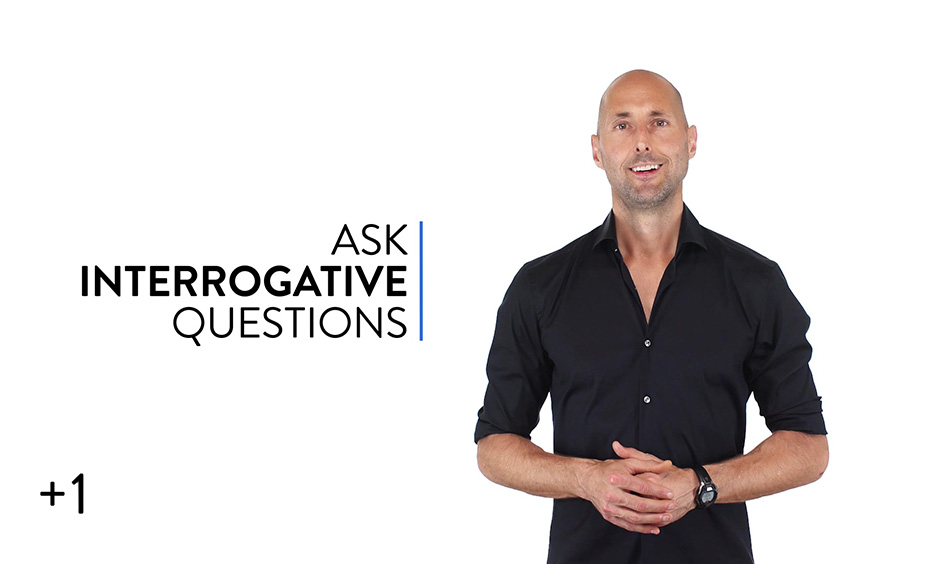 Self-Talk: Interrogative Style