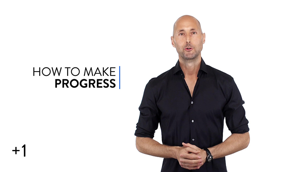 How to Make Progress