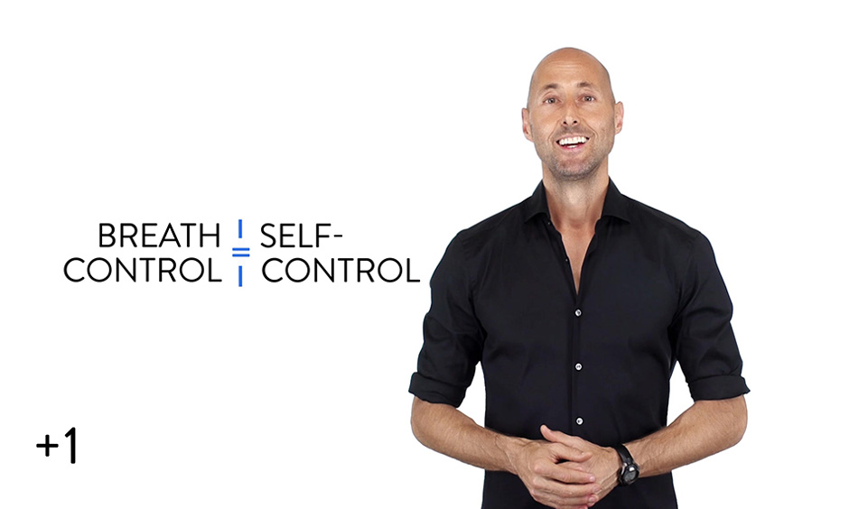Breath Control = Emotional Control