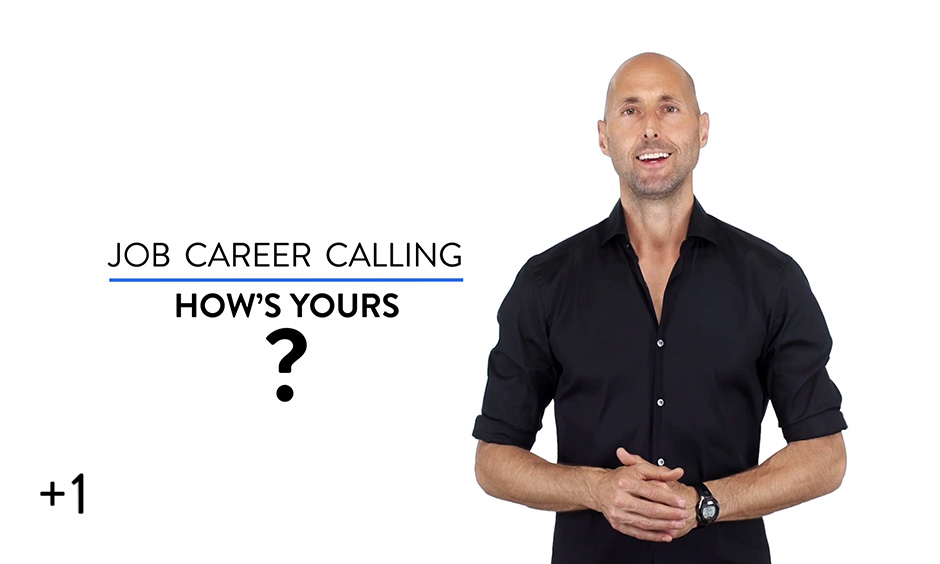Jobs, Careers, Callings