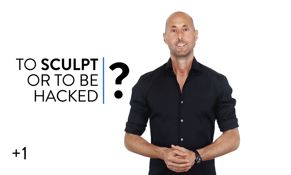 To Sculpt or To Be Hacked?