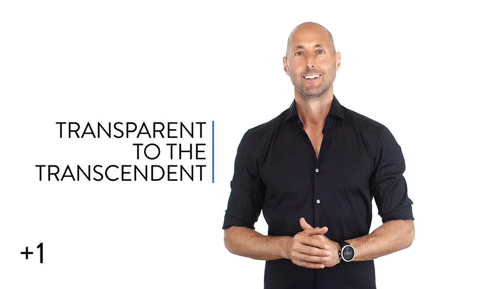 Transparent to the Transcendent