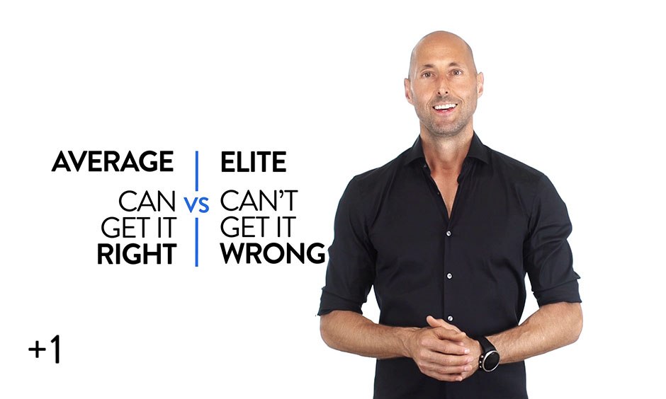 Average vs. Elite