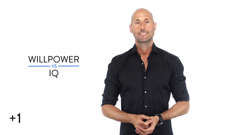 IQ vs. Willpower