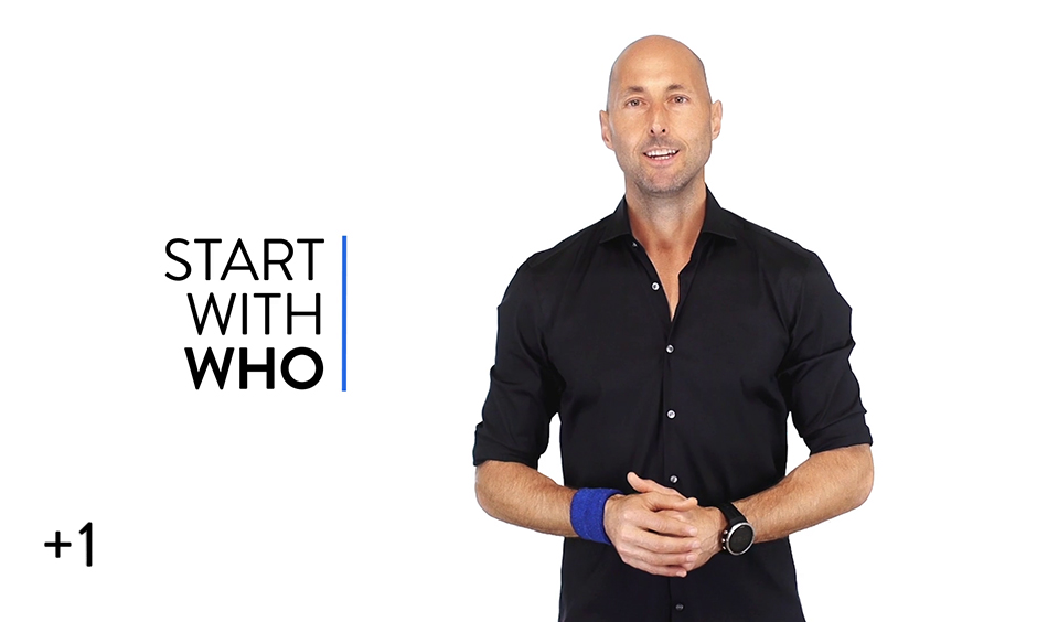 Want Better Habits? Start With Who