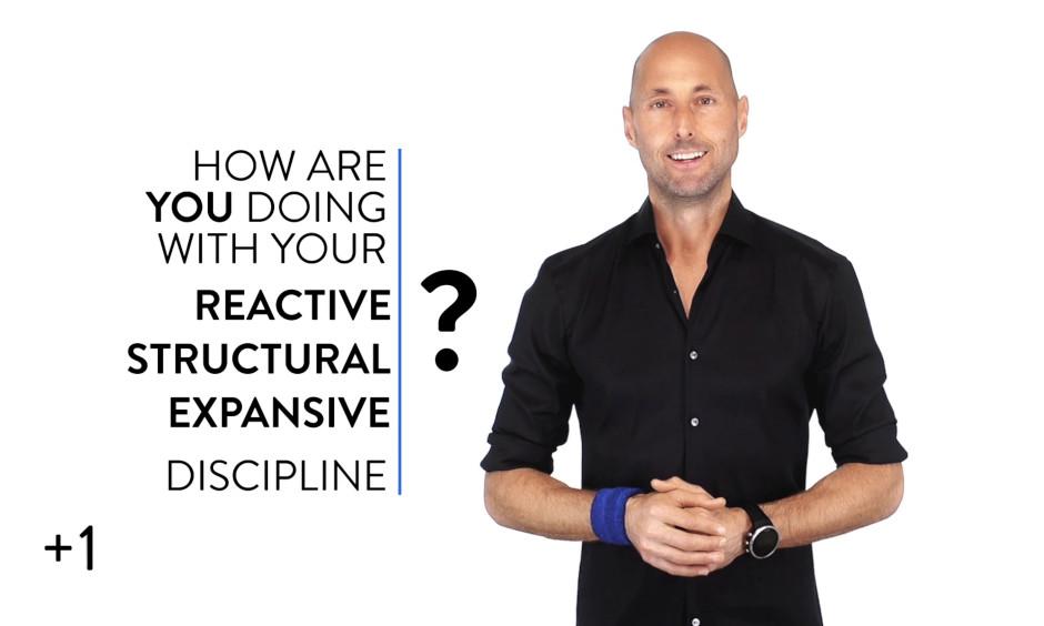 Three Forms of Discipline